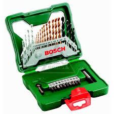 <b>Набор бит и сверл</b> Bosch X-LINE 30 TITANIUM (2607019324 ...