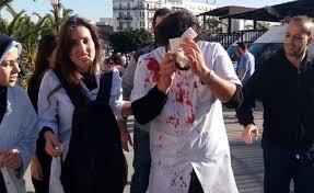 En Algérie, les médecins sont tabassés en situation de paix!