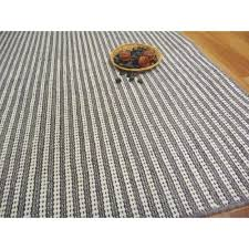 wool rugs classic loop flatweave silver lines
