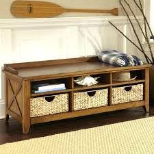 old door benches storage small bench entryway furniture front shoe seat entry mudroom with cubbies plans