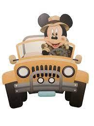 Minnie Y Mickey Safari Png - Novocom.top
