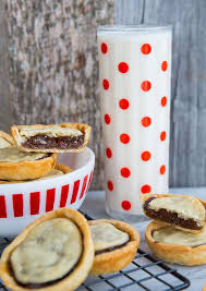 mincemeat tarts with er pastry