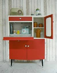 Small Picture 1950s vintage kitchen larder cupboard cabinet kitchenette