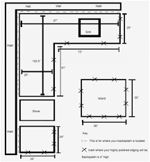 how to measure a l how to measure for countertops stunning countertops