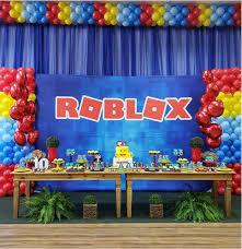 Aquí encontrarás el listado completo con todos los logros que existen para roblox en xbox one y su puntuación gamerscore. 101 Fiestas 12 Ideas Para Tu Fiesta Tematica Roblox