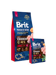 <b>Brit Premium by</b> Nature ADULT L – Brit