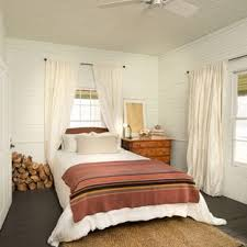 image small bedroom furniture small bedroom. Small Country Painted Wood Floor And Black Bedroom Photo In Atlanta With White Walls Image Furniture
