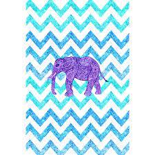 Elephant Print Wallpaper on WallpaperSafari