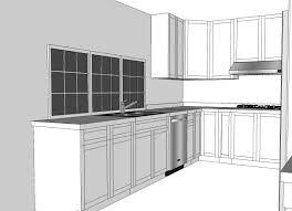 Kitchen Modeling Vazana Construction 3d Kitchen Modeling In South Bay