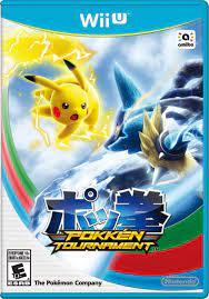 Pokkén Tournament - ISO/ROM - WiiU Game Download