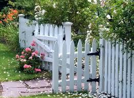 white picket fence gate white fence for garden white garden fence best garden fence ideas design pictures designing idea white white fence white vinyl