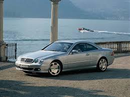2003 Mercedes-Benz CL 600 | Review | SuperCars.net