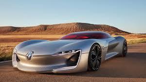 renault trezor concept car discover