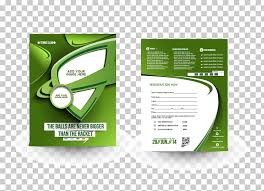Brochure Graphic Design Background Flyer Brochure Graphic Design Green Business Background