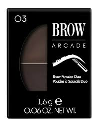 Details about Eyebrow Shadow Duo <b>VIVIENNE SABO</b> BROW ...