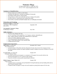 A Good Paper Starts With A Good Thesis Sample Resume Computer