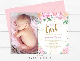 Announcement For Baby Girl Girl Announcements Rome Fontanacountryinn Com