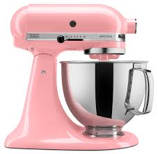 Pink Kitchen Aid Mixer Kitchenaid Bringing Pantonear Color Of The Year 2016 To Kitchen