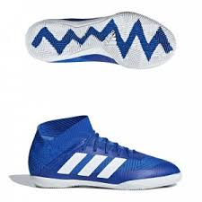 игровая обувь для зала <b>adidas nemeziz tango</b> 18.3 in db2374 jr