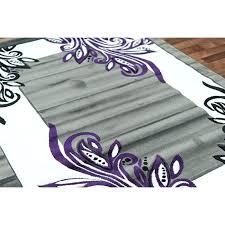 dark purple area rug purple area rugs contemporary whole rug depot gray 1 purple dark purple area rug