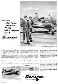 Beechcraft Bonanza Wikipedia