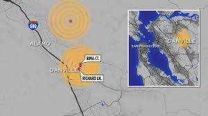 3 3 Magnitude Earthquake Strikes East Bay