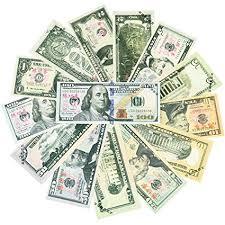Boao Copy Money <b>Fake</b> Money Prop Money Set 1, 2, <b>5, 10</b>, 20, 50 ...