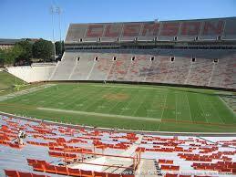 Clemson Memorial Stadium View From Section Uq Vivid Seats