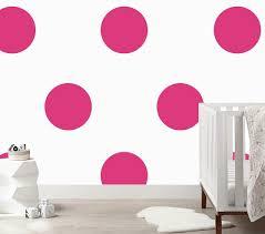 urban walls big polka dots wall decals