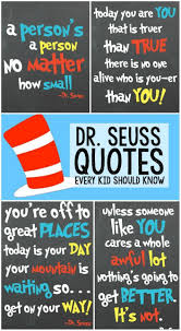 Dr Seuss Quotes For Kids Quotes To Remember Quotes For Kids