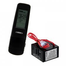 skytech smart batt ii iii heat n glo fireplace remote control and receiver