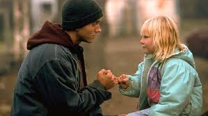 What? The Little Blonde Girl Who Played Eminem's Sister In '8 Mile ...