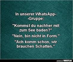 In Unserer Whatsapp Gruppe Lustige Bilder Sprüche Witze Echt