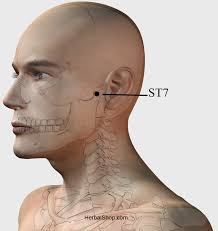 Facial Rejuvenation Acupuncture Points Chart Learn Acupressure Point Names And Locations For Self