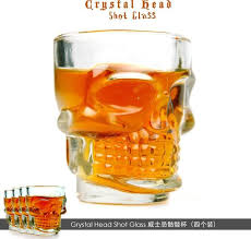 2019 creative crystal skull shot glass shape whiskey glass 4 cup red wine glass cocktail suit from doment 42 22 dhgate com