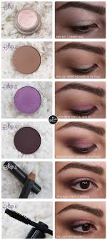 mac sketch parfait amour smokey eye makeup tutorial look tautymilk