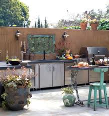 stucco outdoor kitchen barbecue equinox