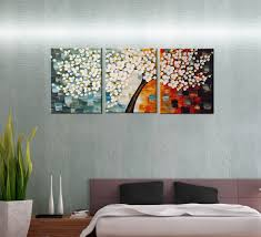 u0027shimmering seau0027 graphic art print multi piece image on wrapped canvas fancy