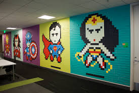 Watch Post It Notes Weekend Fun Watch As These Office Workers Create A Post It Note