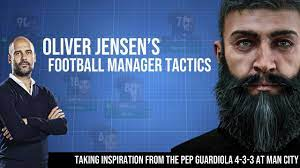 FM20 Tactics: Taking Inspiration from the Pep Guardiola 4-3-3 at Man City •  There's Only One Ball