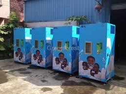 Fresh Milk Vending Machine Magnificent Fresh Milk Vending Machine GFMV48 Greenforest China