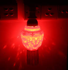 Red Light Night Lamp Disco Ball Lamps Led Red Lantern Led Rotating Ball Led Night Light 3x1w Red Led Bedroom Light Automatic Rotation Inside Hanging In Bedroom