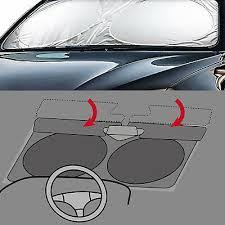 Sunshade Size Chart Windshield Sun Shade Easy Read Size Chart For Car Suv Trucks