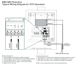 garage door safety sensor garage door safety sensor wiring diagram garage door safety sensor retrofit