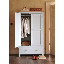 Portland Grey Gents Wardrobe from The Cotswold pany Free