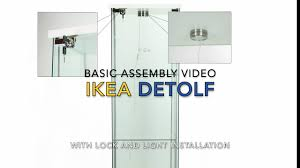 Ikea Detolf Basic Assembly By Fast Home Goods Youtube