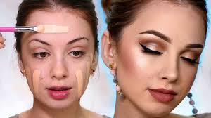 simple glam makeup tutorial you