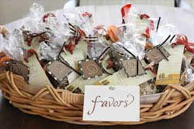 Cheap Fall Wedding Favors