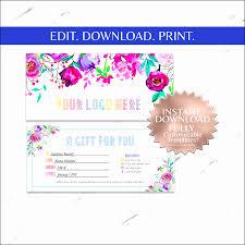 Best Certificate Templates Lularoe Gift Certificate Template Lovely Lularoe Templates Best