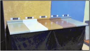 rust oleum countertop coating colors with how to make concrete countertops